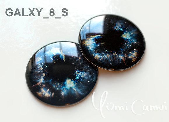 Blythe eye chip 14 mm Galaxy_8