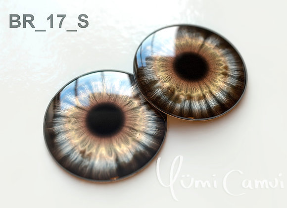 Blythe eye chip 14 mm BR_17