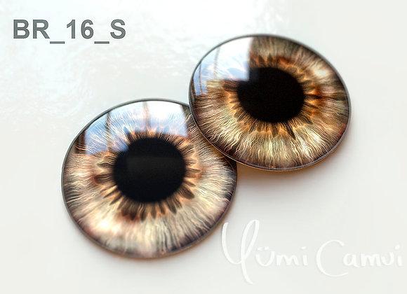 Blythe eye chip 14 mm BR_16