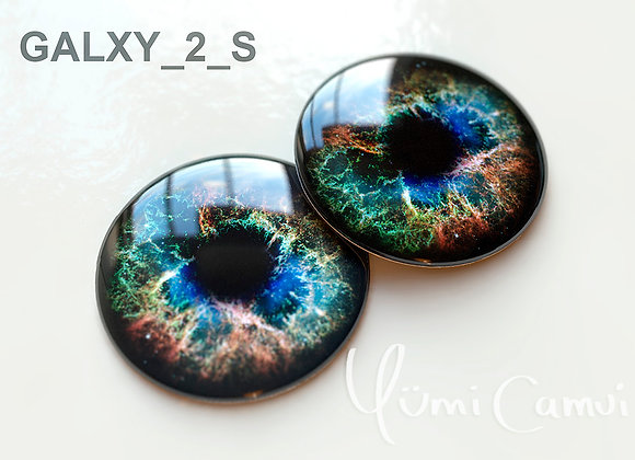 Blythe eye chip 14 mm Galaxy_2
