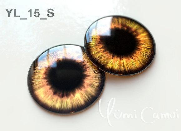 Blythe eye chip 14 mm YL_15