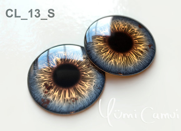 Blythe eye chip 14 mm CL_13