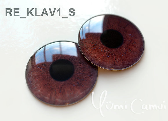 Blythe eye chip 14 mm RE_KLAV1