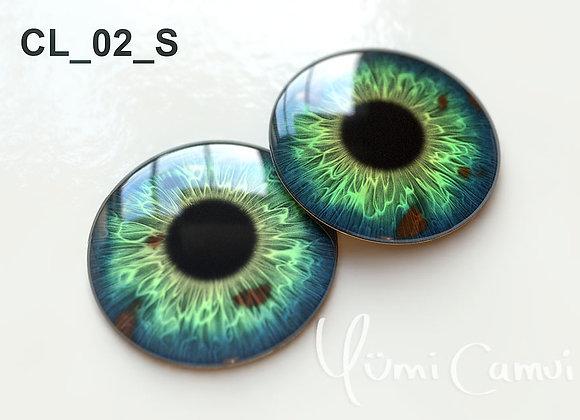 Blythe eye chip 14 mm CL_2