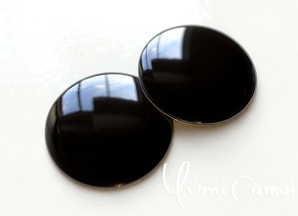 Black Blythe eye chip 14 mm