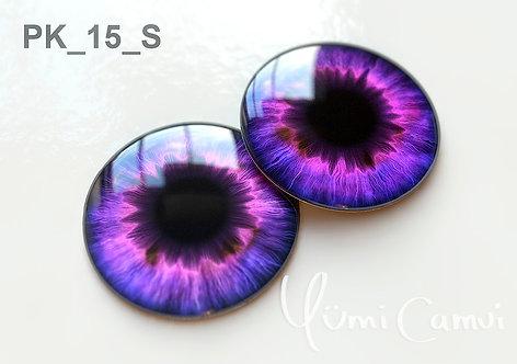 Blythe eye chip 14 mm PK_15