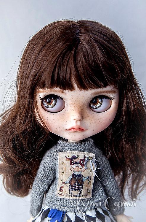 Custom Neo Blythe doll Tina