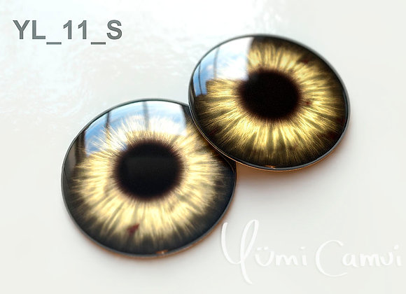 Blythe eye chip 14 mm YL_11