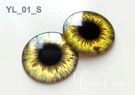 Blythe eye chip 14 mm YL_01