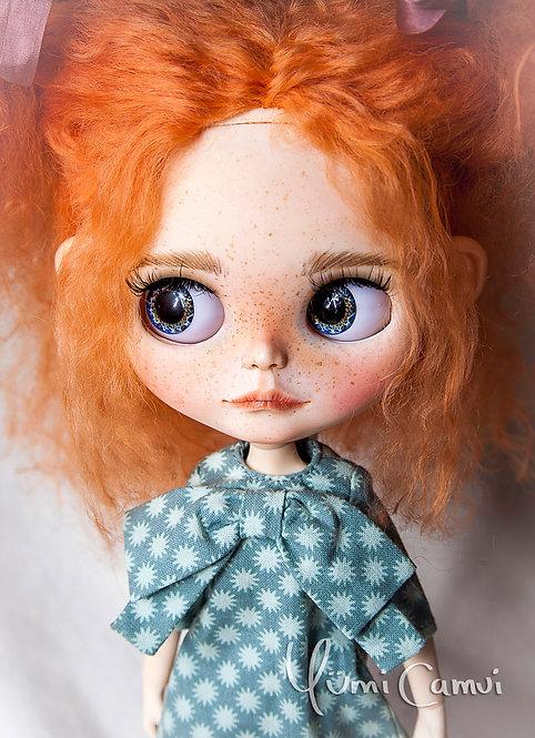 Custom Neo Blythe doll Lika