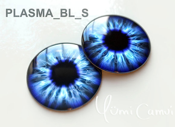 Blythe eye chip 14 mm Plasma_BL