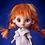Thumbnail: Custom ears for Petite Blythe