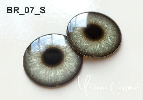 Blythe eye chip 14 mm BR_07