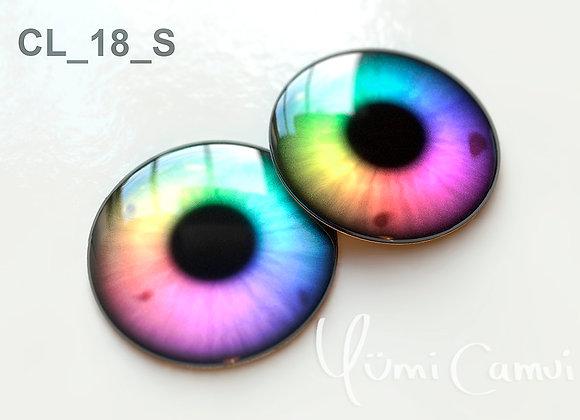 Blythe eye chip 14 mm CL_18