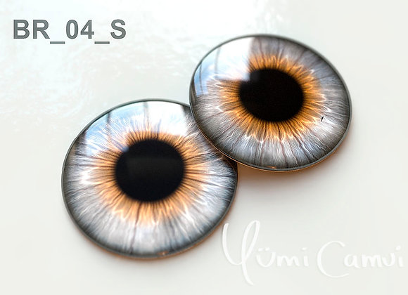Blythe eye chip 14 mm BR_04