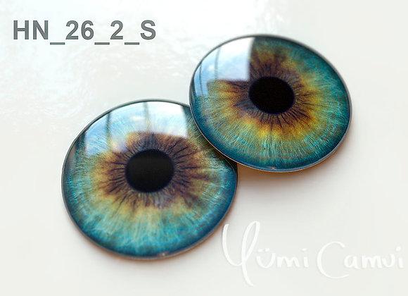 Blythe eye chip 14 mm HN_26_2