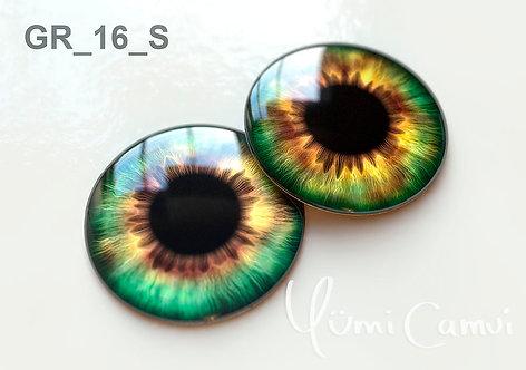 Blythe eye chip 14 mm GR_16