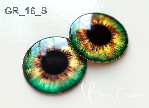 Blythe eye chip 14 mm GR_16