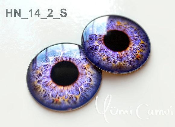 Blythe eye chip 14 mm HN_14_2