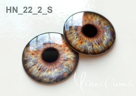 Blythe eye chip 14 mm HN_22_2