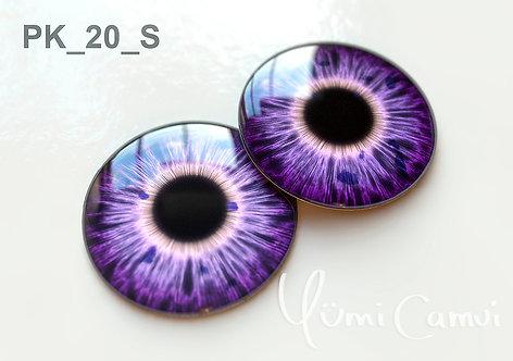 Blythe eye chip 14 mm PK_20