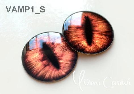 Blythe eye chip 14 mm Vamp1