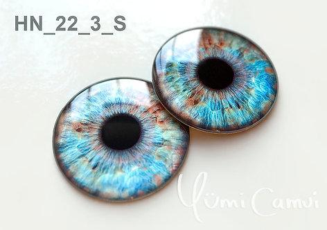 Blythe eye chip 14 mm HN_22_3