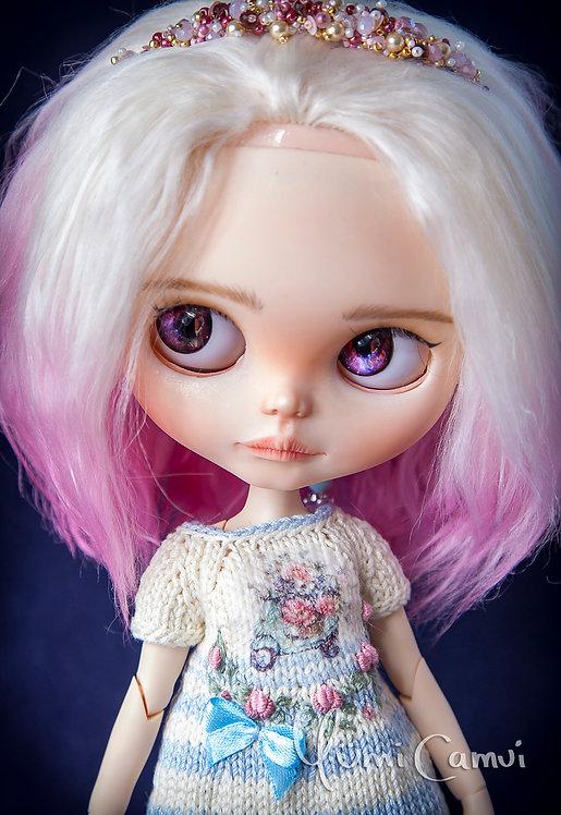 Custom Neo Blythe doll Berry