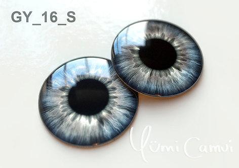 Blythe eye chip 14 mm GY_16