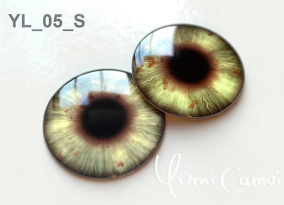 Blythe eye chip 14 mm YL_05