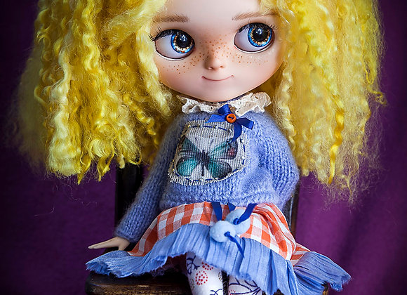 Custom Neo Blythe doll Jou Jou