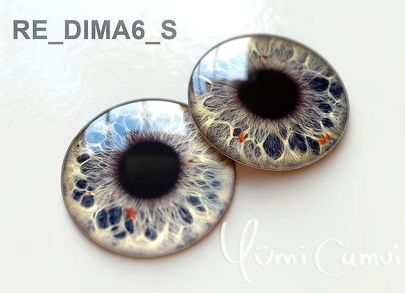 Blythe eye chip 14 mm RE_DIMA6