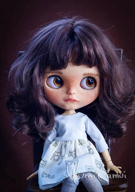 Custom Neo Blythe doll Sasha
