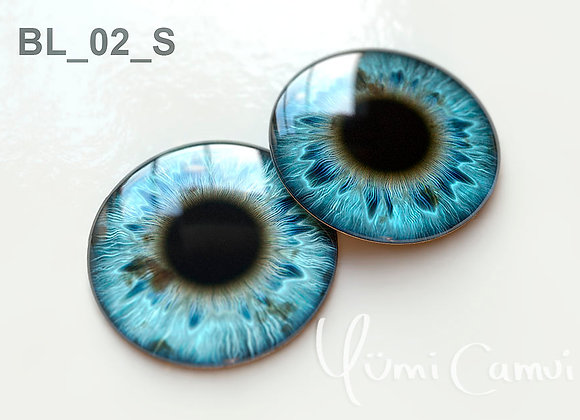Blythe eye chip 14 mm BL_02