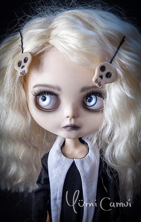 Custom Neo Blythe doll Lenore the cute little dead girl