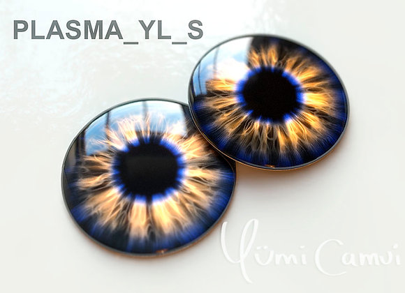 Blythe eye chip 14 mm Plasma_YL