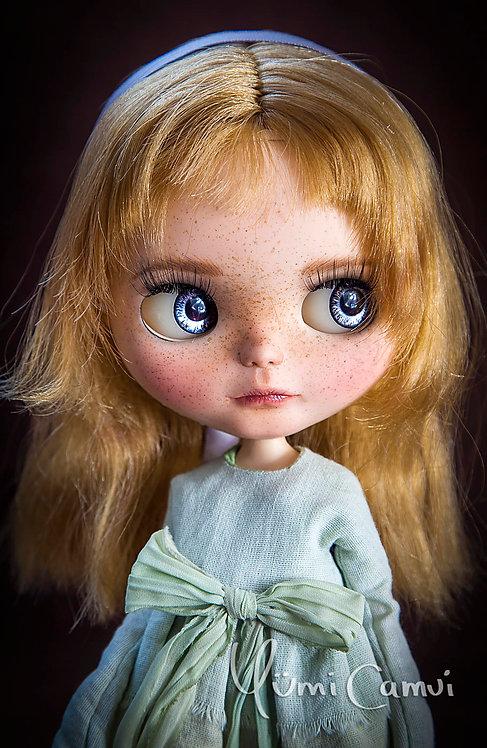 Takara Silver Snow Blythe Lisa