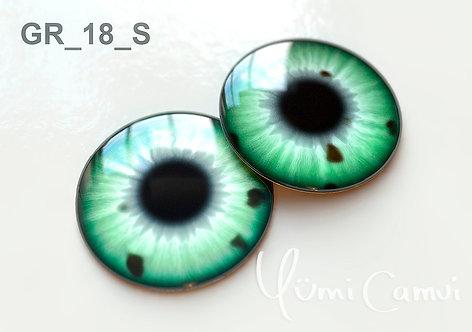 Blythe eye chip 14 mm GR_18
