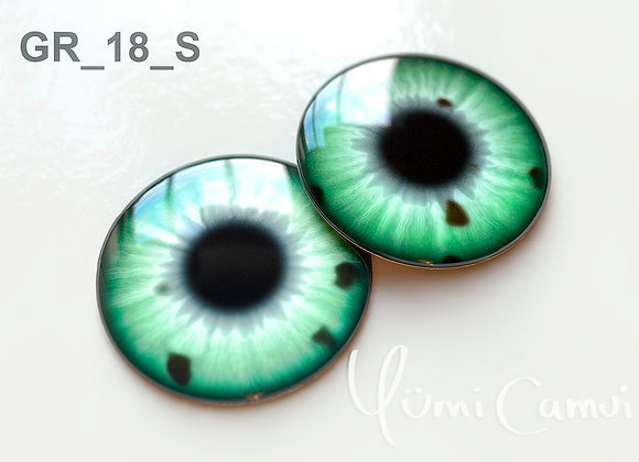 Blythe eye chip 14 mm GR_18