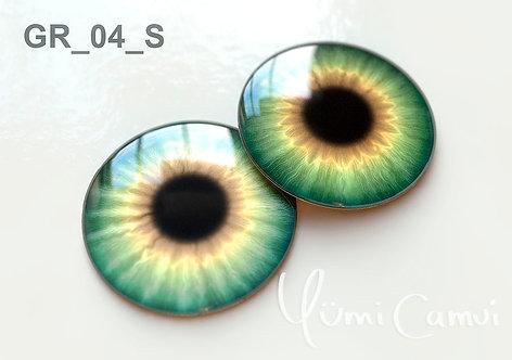 Blythe eye chip 14 mm GR_04