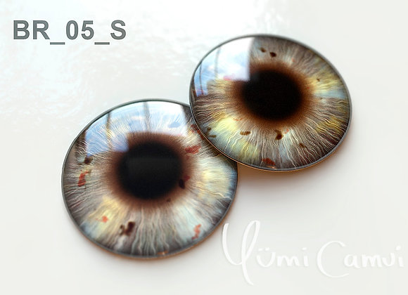 Blythe eye chip 14 mm BR_05