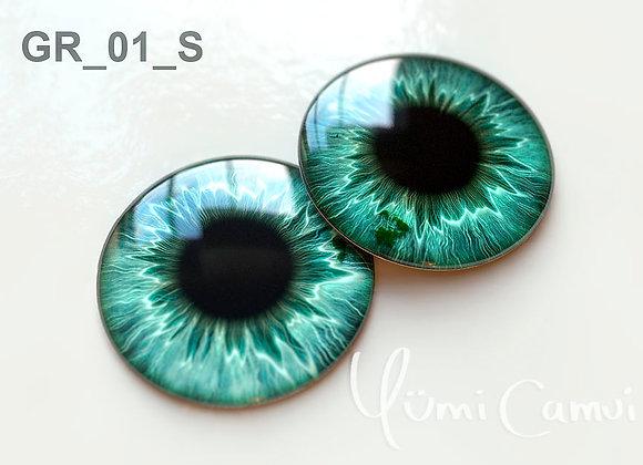 Blythe eye chip 14 mm GR_01