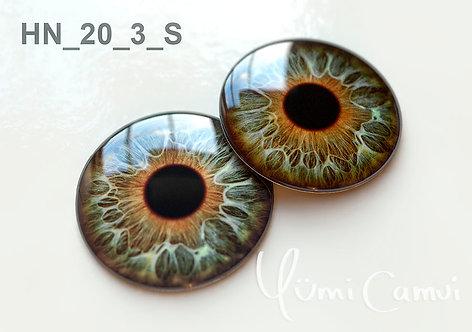 Blythe eye chip 14 mm HN_20_3