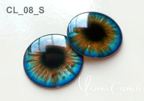 Blythe eye chip 14 mm CL_08