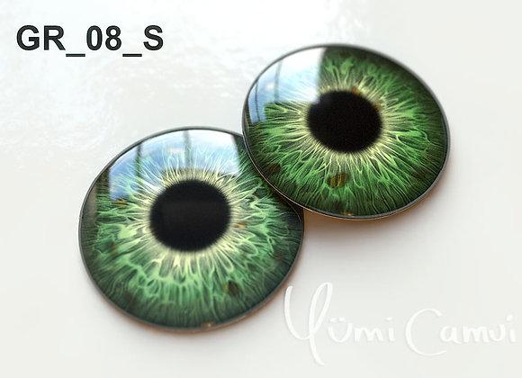 Blythe eye chip 14 mm GR_08