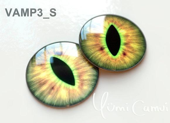 Blythe eye chip 14 mm Vamp3