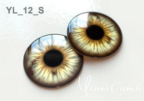 Blythe eye chip 14 mm YL_12
