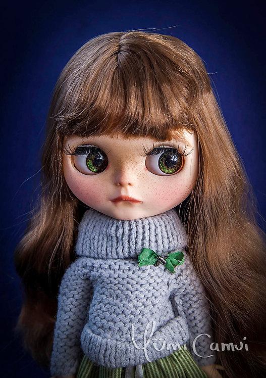 Custom Neo Blythe doll Anya