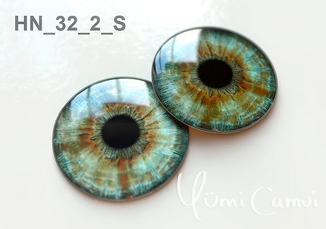 Blythe eye chip 14 mm HN_32_2