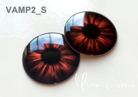 Blythe eye chip 14 mm Vamp2